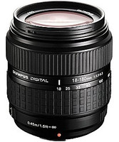 Olympus 18-180 mm F3.5-6.3 62 mm Objetivo (Montura Four Thirds) negro