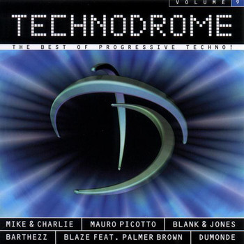 Various - Technodrome Vol.9