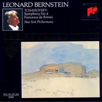 Leonard Bernstein - Sinfonie 4/Francesca Da Rimini