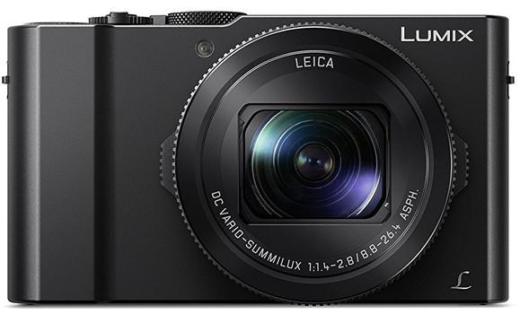 Panasonic Lumix DMC-LX15EG-K negro
