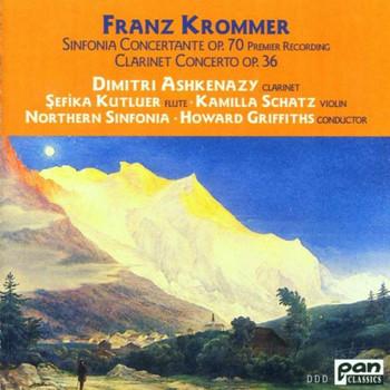 d. Ashkenazy - Sinfonie Concert. / Klarinettenkonzert