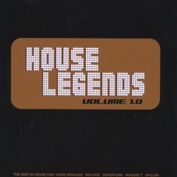 Various - House Legends Vol.1