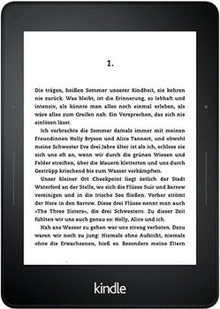 "Amazon Kindle Voyage 6"" 4 Go [Wi-Fi] noir"