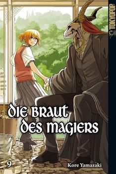 Die Braut des Magiers 09 - Kore Yamazaki  [Taschenbuch]