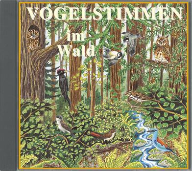 Vogelstimmen im Wald, Ed.4, 1 Audio-CD