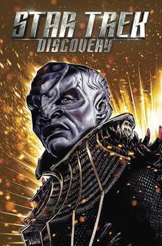 Star Trek - Discovery Comic 1 - Mike Johnson  [Taschenbuch]
