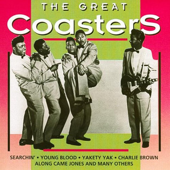 the Coasters - The Great Coasters (Dieser Titel enthält Re-Recordings)