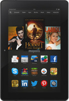 "Amazon Kindle Fire HDX 7"" 64 Go [Wi-Fi] noir"