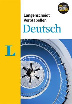 Langenscheidt Verbtabellen Deutsch - Buch mit Software-Download - Fleer, Sarah