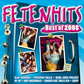 Various - Fetenhits Best of 2008