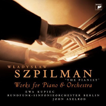 Wladislaw Szpilman - Works For Piano & Orchestra