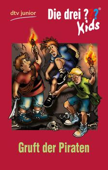 Die drei ??? Kids 7 - Gruft der Piraten: Erzählt von Ulf Blanck