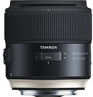 Tamron SP 35 mm F1.8 Di USD 67 mm filter (geschikt voor Sony A-mount) zwart