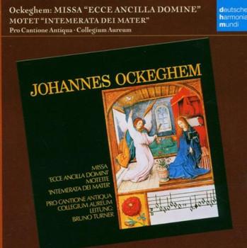 Pro Cantione Antiqua London - Missa Ecce Ancilla Domini