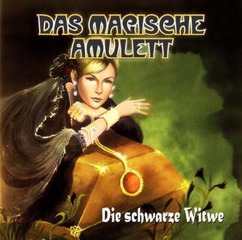 das Magische Amulett - Die Schwarze Witwe (02)