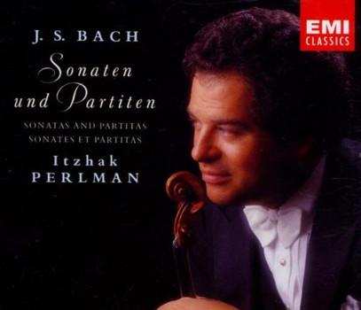 Itzhak Perlman - Sonaten und Partiten BWV 1001-1006