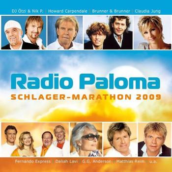 Various - Schlager Marathon 2009 (Radio Paloma)
