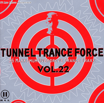 Various - Tunnel Trance Force Vol.22