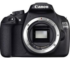 Canon EOS 1200D body noir
