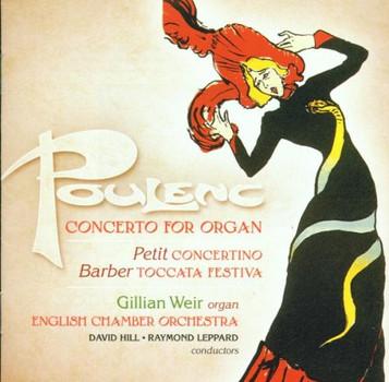 Gilian Weir - Concerto for Organ
