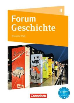 Forum Geschichte - Neue Ausgabe - Gymnasium Rheinland-Pfalz / Band 4 - Die Welt nach 1945. Schülerbuch - Dirk Urbach  [Gebundene Ausgabe]