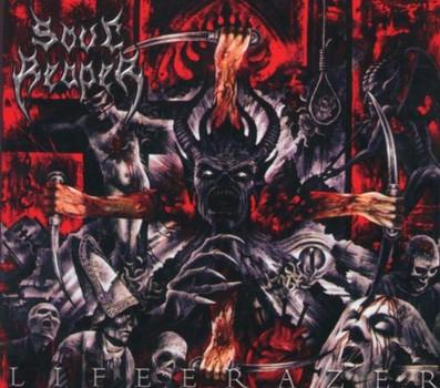 Soulreaper - Life Erazer (Ltd.ed)