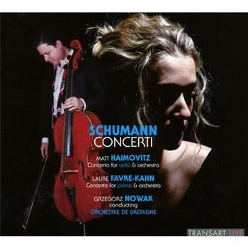 M.,Favre-Kahn,l., Haimovitz - Schumann,R.,Klavierkonzert,