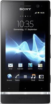 Sony Xperia U 8GB nero