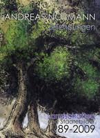 Zeichnungen - 20 Jahre Landschaften und Städtebilder - 1989-2009. 20 Jahre Landschaften und Städtebilder - 1989-2009 - Andreas Noßmann  [Gebundene Ausgabe]