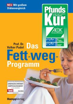 Die PfundsKur - Das Fett-weg-Programm. Lust auf Leben in Sachsen - Volker Pudel