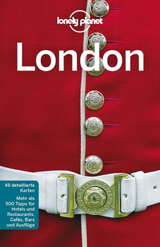Lonely Planet Reiseführer London - Emilie Filou  [Taschenbuch]