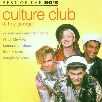 Culture Club & Boy George - Best of 80'S