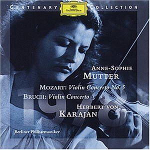 Mutter - DG-Centenary Collection - 1978 (Anne-Sophie Mutter)