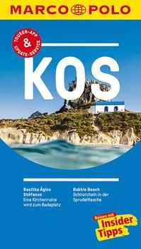 MARCO POLO Reiseführer: Kos - Reisen mit Insider-Tipps [Broschiert, inkl. Karte, 11. Auflage 2016]