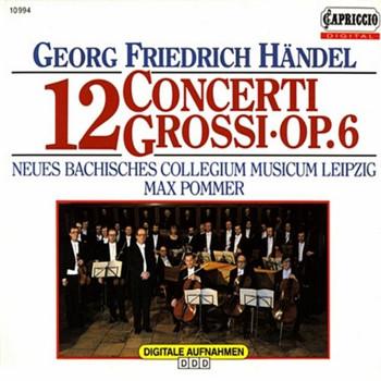 Pommer - 12 Concerti Grossi Op.6