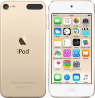 Apple iPod touch 7G 256GB goud