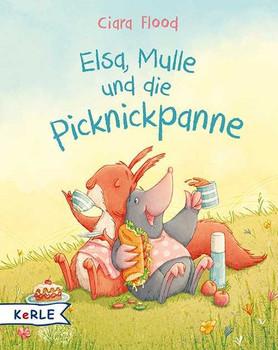Elsa, Mulle und die Picknickpanne - Ciara Flood  [Gebundene Ausgabe]