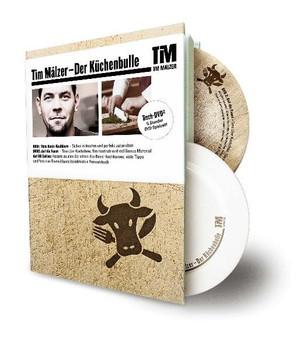 Tim Mälzer - Der Küchenbulle. Buch - DVD - Tim Mälzer
