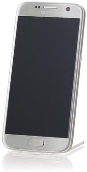 Samsung G930F Galaxy S7 32GB plata