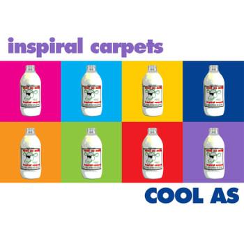 Inspiral Carpets - Cool As (2cd+Dvd)