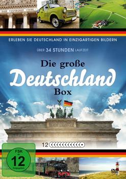 Die große Deutschland Box [12 DVDs]