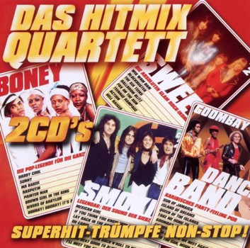 Various - Hit Mix Quartett Vol.2