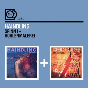 Haindling - 2 for 1: Spinn I/Höhlenmalerei