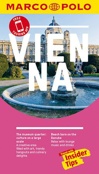 MARCO POLO Reiseführer Vienna. the compact Travel Guide with Insider Tips - Walter M. Weiss  [Taschenbuch]