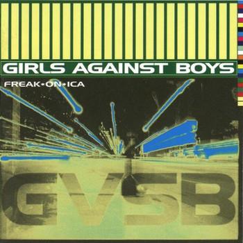 Girls Vs.Boys - Freak on Ica