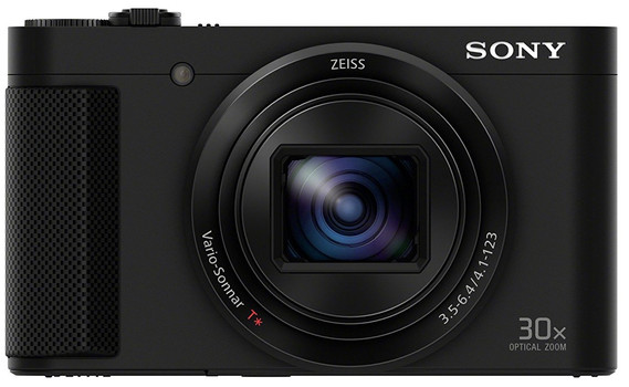 Sony DSC-HX80 negro
