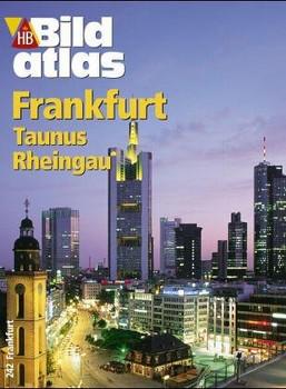 HB Kunstführer, No. 15, Frankfurt, Wiesbaden, Taunus. Sonderteil: Hochhaus- Architektur in Frankfurts- City.