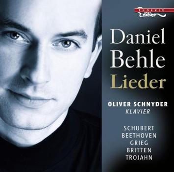 Daniel Behle - Lieder