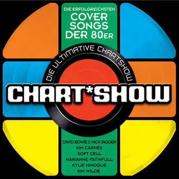 Various - Die Ultimative Chartshow-Cover-Songs der 80er