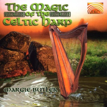 Margie Butler - The Magic of the Celtic Harp